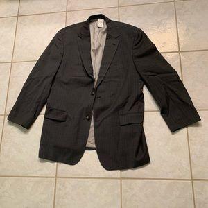 Hugo Boss Charcoal Gray Suit Jacket Men's (44 Reg)